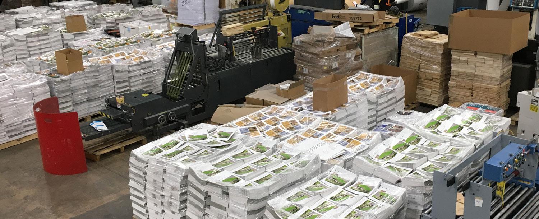 EP Henry catalog printing